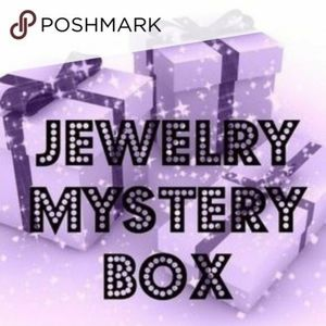 Fashion jewelry mystery/reseller box